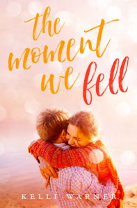 The Moment We Fell book cover